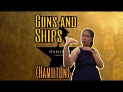 Guns and Ships (Hamilton) - ASL