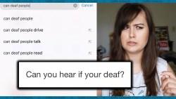 Can Deaf People ACTUALLY Hear?!   Rikki Poynter