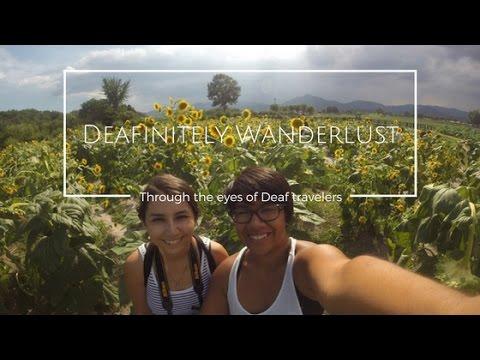 Deafinitely Wanderlust