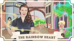 The Boy With The Rainbow Heart // Narration & BSL