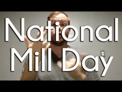 National Mill Day (Netherlands) | VEDIM