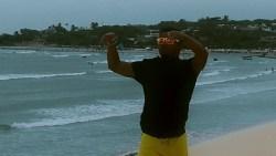 Visual Vernacular (ASL): Surfer Story