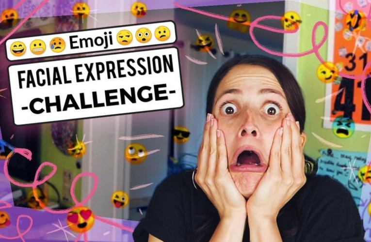 Emoji Facial Expression Challenge ❤ Jessica Marie Flores ❤
