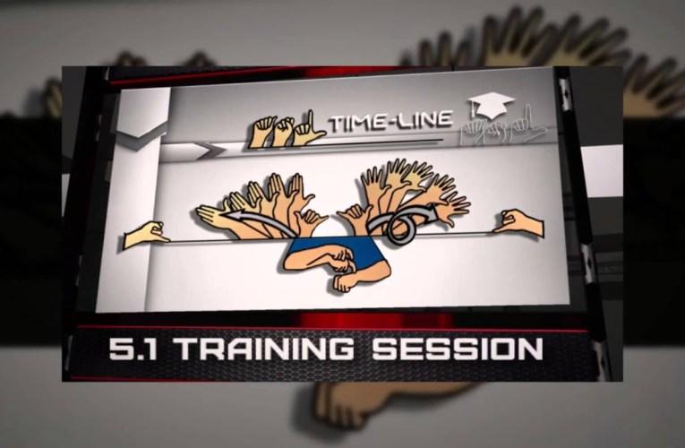 5 1 Session ASL Time Line