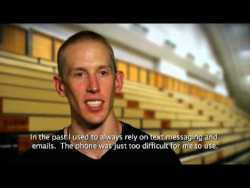 David Smith, US Olympic Volleyball Team - Chili User Testimonial