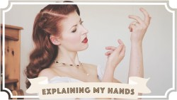 Explaining what's wrong with my hands [CC]