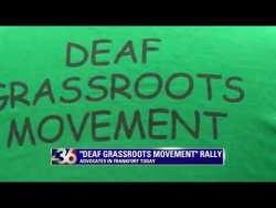 Deaf Grassroots Movement