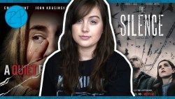 Deaf Person Reviews: The Silence vs. A Quiet Place | Film Fridays