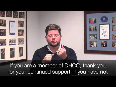 DHCC's new Executive Director Neil McDevitt's introduction