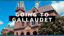 I Went To Gallaudet Again! (Kind Of, Not Really)