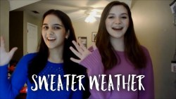 "Cover of ""Sweater Weather"" by The Neighborhood 
