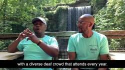 2019 Deaf and Hard of Hearing Awareness Day at Silver Dollar City