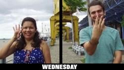 Brazilian Sign Language (BSL) V.S. American Sign Language (ASL) -