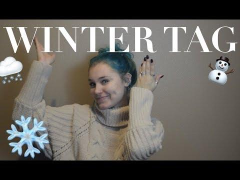 WINTER TAG