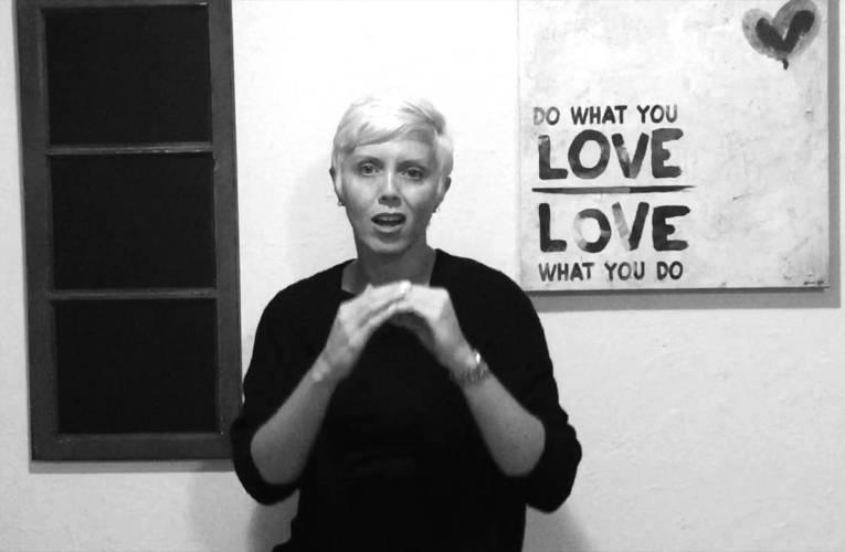 """Love Yourself"" Justin Bieber – ASL Interpretation"