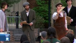 RIT on TV: Students celebrate Shakespeare's 400-year legacy