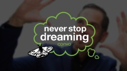 Weekend in Austin with the Daily Moth - Never Stop Dreaming - Convo