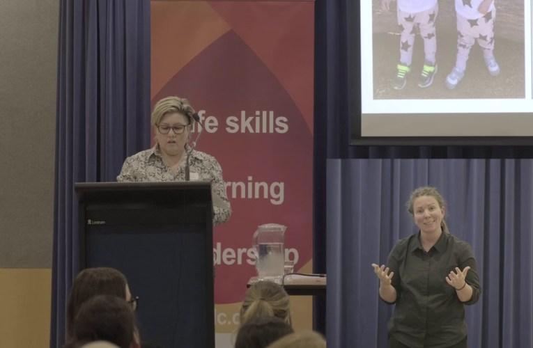 WAFDC – Deaf Express 2019 – Maree Sheldon