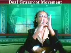 2015 Proposal: Deaf Grassroot Movement