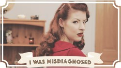 I was misdiagnosed