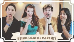 Being LGBTQ+ parents: Things we are excited about! ft. @Jammidodger and @Shaaba. [CC]