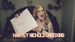 What I got at Harvey Nichols|| Designer Unboxing