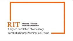 RIT Ready: Reminders and Updates for Students