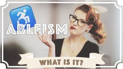 Oops, you did an ableism! // Ad [CC]