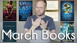 March Books Wrap Up | BookTube