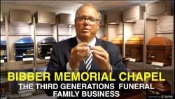Edward Bibber - Third Generation Funeral Family Business