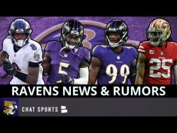 Ravens Rumors: Sign Richard Sherman? Lamar Jackson Contract? Marquise Brown Breakout? + Odafe Oweh
