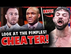 Colby Covington ACCUSES Kamaru Usman of CHEATING AGAIN! Mike Perry SIGNS WITH BKFC! UFC 267