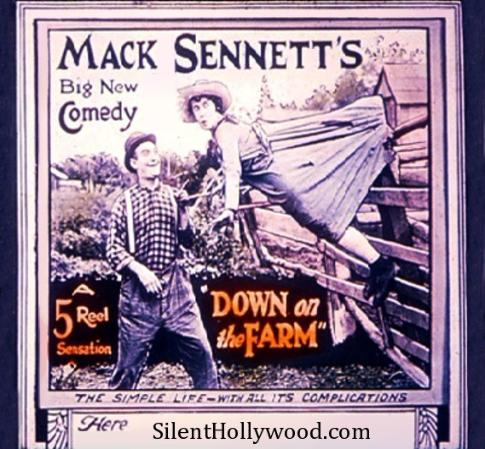Image result for Down on the Farm 1920