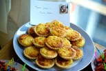 Marion Davies' cheese patties