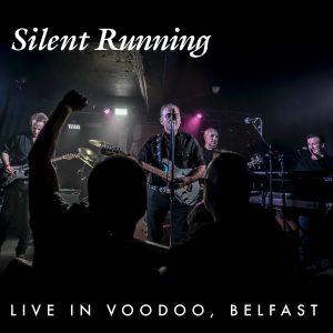 Live in Voodoo, Belfast cover