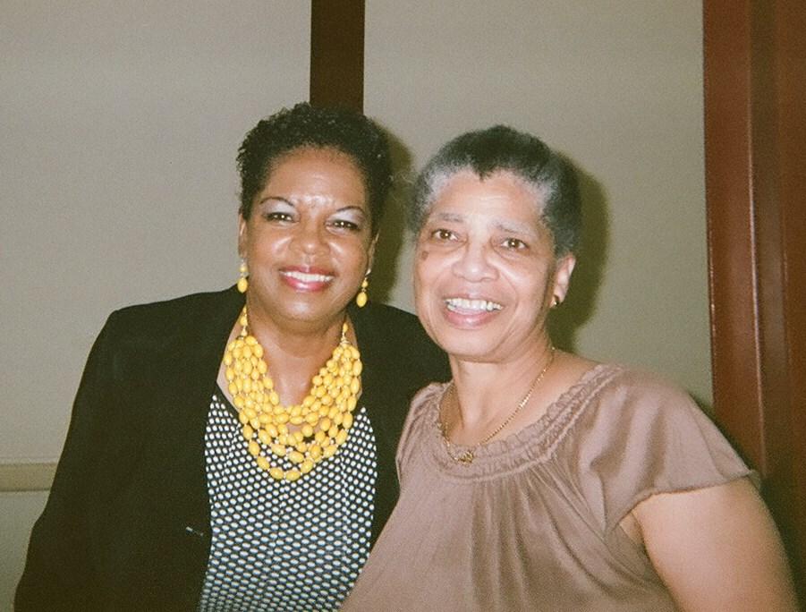 Carolyn J Hudson with Guest