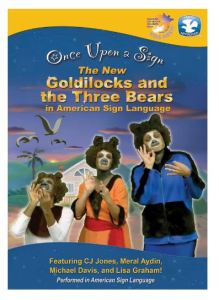 Goldilocks and the Three Bears by Once Upon a Sign Image
