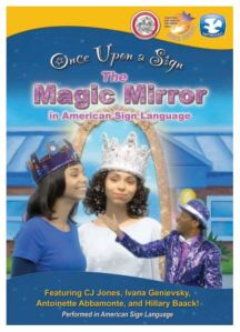Magic Mirror by Once Upon a Sign Image