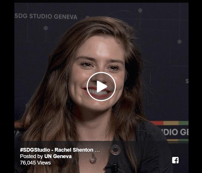 #SDGStudio - Rachel Shenton - SDG4 Image