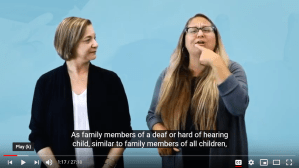Focusing on Early Accessible Language with Deaf and Hard of Hearing Babies 02 Image