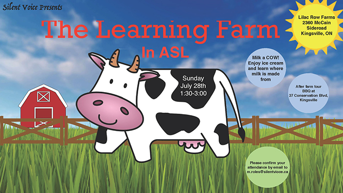 The Learning Farm in ASL