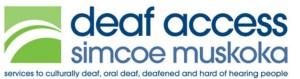 Deaf Access Simcoe Muskoka Image