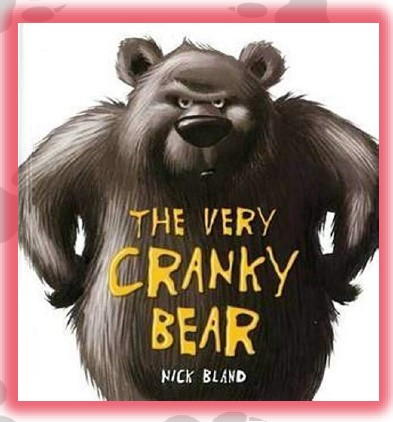The Very Cranky Bear by Nick Bland - book cover