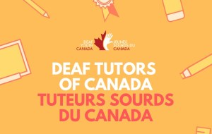 Deaf Tutors of Canada Image