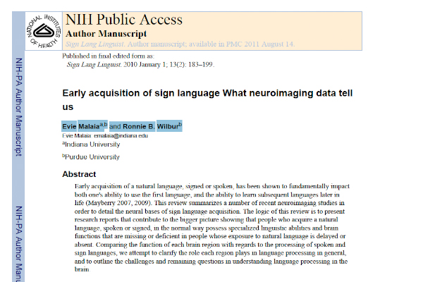 Screenshot of research paper