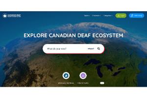 Canadian Deaf Ecosystem Guide