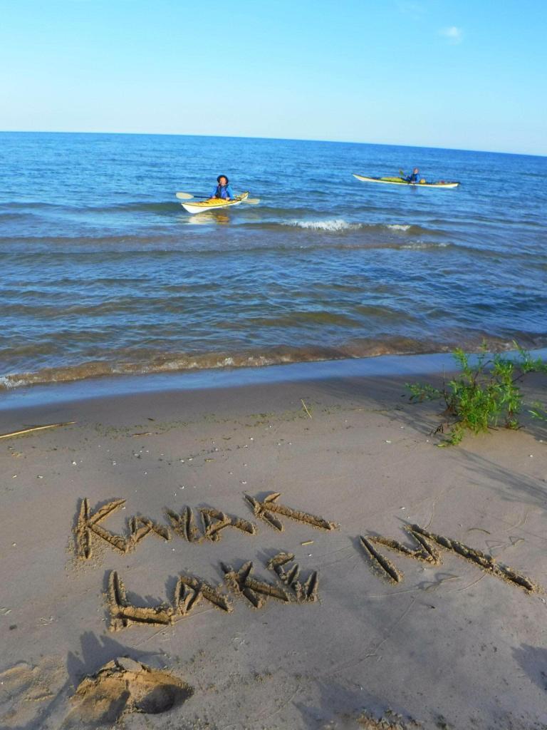 Learn how to sea kayak