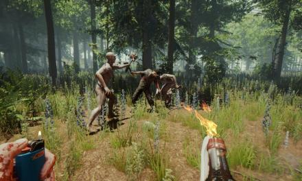 The Forest Is Such A Cool Game