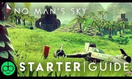 No Man Sky NEXT: Starter's Guide – YouTube