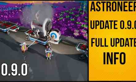 Astroneer Update 0.9.0   Shredder Added! + All Other Changes